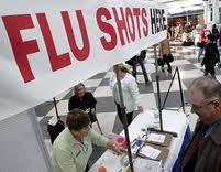 Flu Shot Line