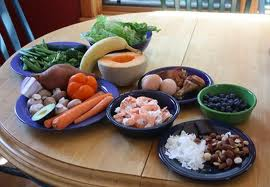 winter paleo food