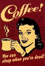 adrenal glands caffeine
